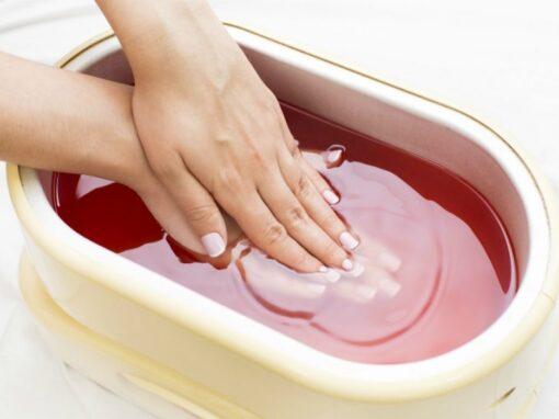 Bagno di paraffina: cura e idrata la tua pelle!